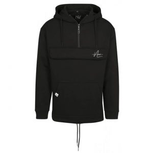 SWEAT COL ZIPPÉ SIGNATURE NRV – UNISEXE
